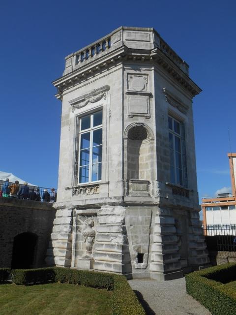 Belvédère de Saint-André-lez-Lille, construit peu après 1760 par Charles Cornil