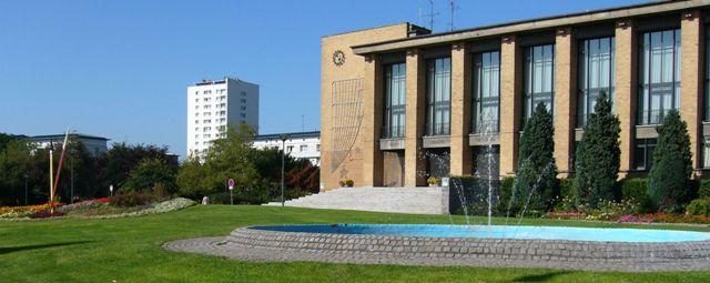 Mairie de Lomme