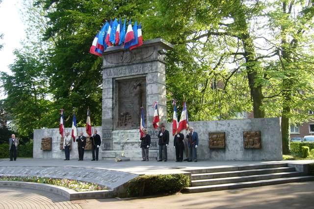 Monument aux morts de Lomme